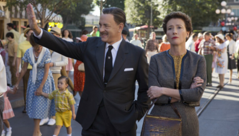 Saving Mr. Banks Tom Hanks and Emma Thomspon the making of Mary Poppins