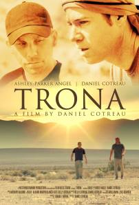 Ashely Parker Angel, Dan Cotreau, drama, Produced by Mario J. Novoa, short film, Trona, Vimeo,