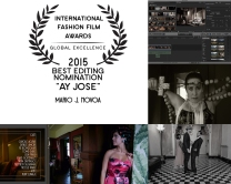 Ay Jose Best Editing Nomination Film Bliss Studios