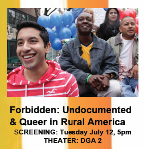 Forbidden Undocumented and Queer in Rural America